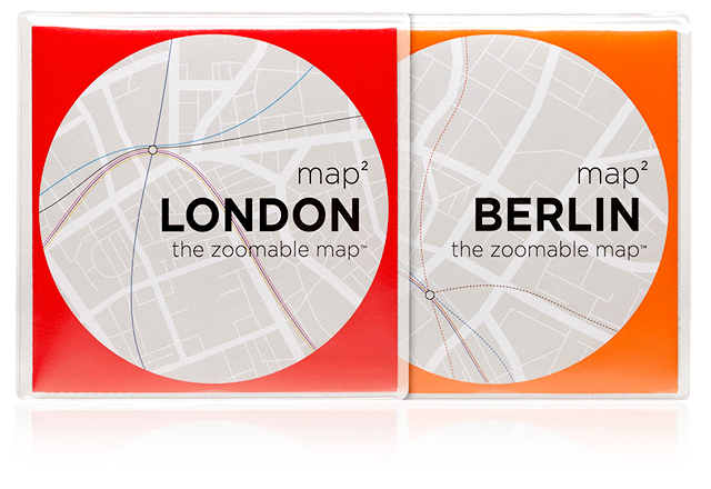 Map2- guias Berlin y Londres