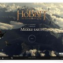 A journey through Middle Earth
