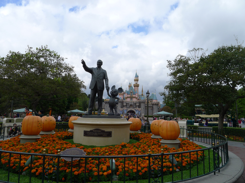 Disneyland Park - Los Angeles