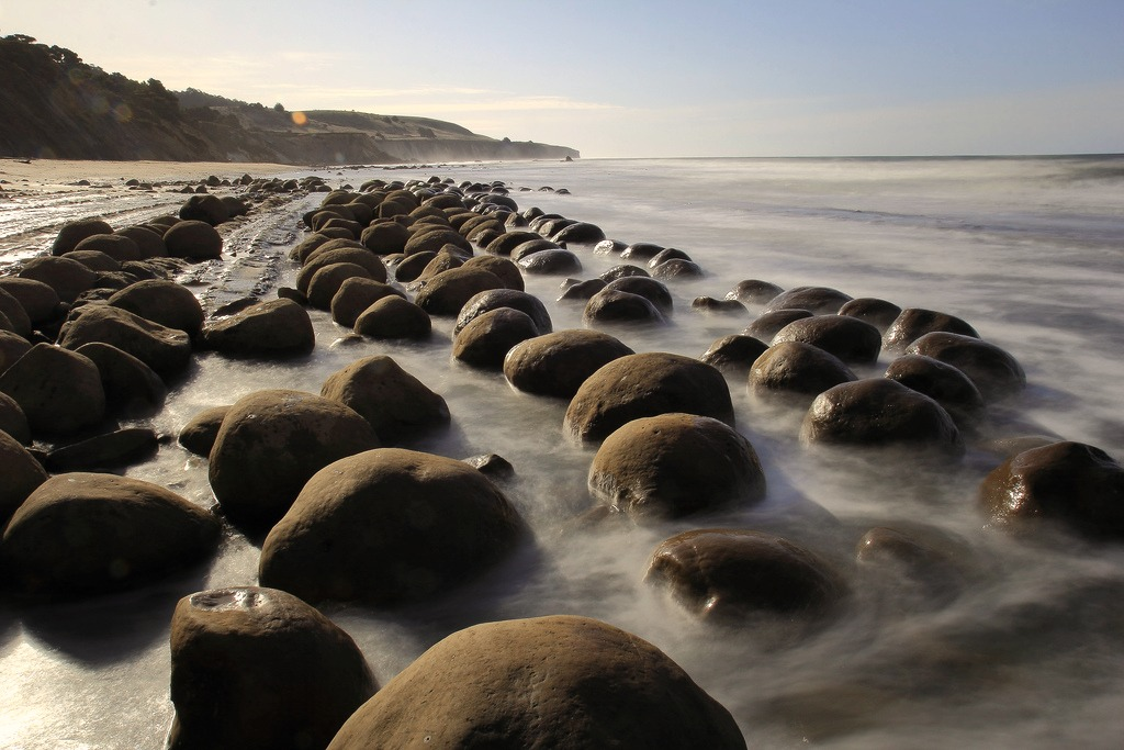 Bowling Ball Beach - California