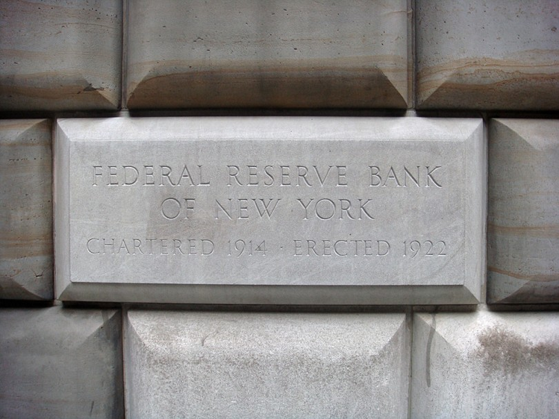 Banco de la Reserva Federal - New York